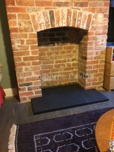 Fire Hearth 120cm x 60cm | Cut to size option | Natural Stone Similar to Slate
