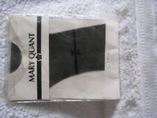Original Vintage Mary Quant Italian Colletion Fancy Tights One Size Bow Design