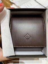 Leather Travel Watch Case Holder Storage New Genuine Patek Philippe Vip Luxury