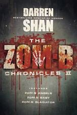 The Zom-B Series Chronicles Book 2 by Darren Shan Paperback Zombie Baby Angels