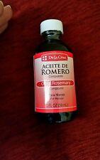 Aceite de romero para masaje y relajante
