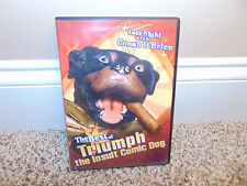 Late Night With Conan O'Brien The Best Of Triumph The Insult Dog DVD FREE SHIP