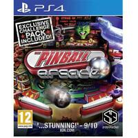 Pinball Arcade PS4 Jeu pour Sony Playstation PS4 Neuf et Scellé Abordable