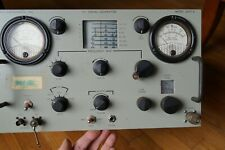 Vintage US Navy RF Signal Generator TS-510C/U  VERY CLEAN  Model 6202-A