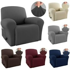 Anti-Slip Stretch Recliner Slipcover Fit Furniture Chair Lazy Boy Cover 6 Colors