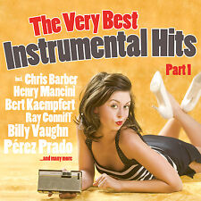 CD The Muy Best Instrumental Hits Part 1 2CDs con Henry Mancini, Bert Kaempert