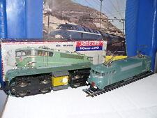TRAIN ECHELLE HO  HORNBY  LOCOMOTIVE TYPE BB 16009 DE LA SNCF   échelle 1/87 ème