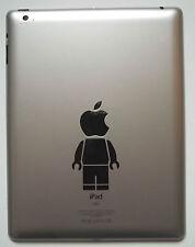 Apple iPad Mac Macbook Headless Brick Man Vinyl Decal Sticker