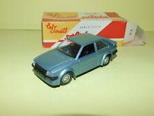 FORD ESCORT 1982 Bleu SOLIDO boite carton