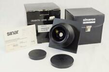 Sinar Sinaron W 105° f/4.5 90mm MC on DB Lens Board - MUST READ! (6191)