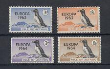 GB Local Jethou 1963/64 Razorbill Sets x 2 MNH J9583
