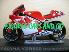 1/24 MOTO GP  SERIE 1 N°5 YAMAHA YZR 500  2001 MAX BIAGGI  #3