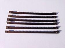 ✅ 6 neue Holz Sägeblätter für Dremel Motoshop 57 AL-KO DKS 400 Vario ✅