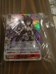 Weiss Schwarz Date A Live Trial Deck+ English Edition - JUST THE CARDS, No Box