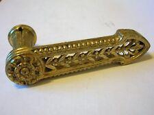 poignee porte fenetre serrure bronze art deco nouveau chateau maison maitre