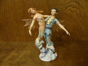 Faerie Glen #FG850 DEVONISE, Dancing Faeries by Munro from 2006, NEW/Box