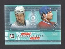 ITG Forever Rivals Double Agents Shayne Corson Card Look! #DAG-03