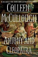 Antony and Cleopatra by Colleen McCullough (2007, Hardcover)
