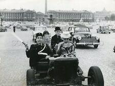 CATHERINE DEMONGEOT  ZAZIE DANS LE METRO 1960 VINTAGE PHOTO ORIGINAL