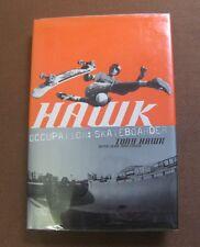 SIGNED - OCCUPATION: SKATEBOARDER Tony Hawk - 1st/1st HCDJ -2000 - fine - sports