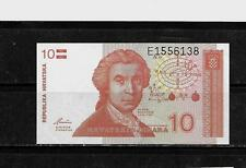 CROATIA #18a 1991 OLDER UNC CRISP MINT 10 DINARA BANKNOTE NOTE BILL CURRENCY