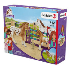 Schleich Horse Club Lisa's Tournament Training 42433 NEW