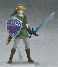 Zelda Figma Link Twilight Princess ver. DX Edition Good Smile Company 320
