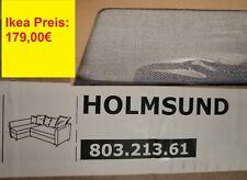 HOLMSUND Eckbettsofabezug, Nordvalla mittelgrau 803.213.61 neu OVP