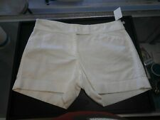 Ann Taylor Women's Signature white Shorts Size 2P