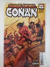 Savage Sword of Conan #3 Marvel NM Comics Book