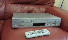SAMSUNG DVD-V5500 DVD PLAYER AND VIDEO CASSETTE RECORDER