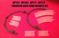 GM Dodge Ford NP261 New Process Transfer Case Fork Inserts Kit INSK-261(401840K)
