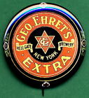 Ehrets STYLE  Hell Gate Brewery Beer RP *PIN* Brooklyn New York Advertising