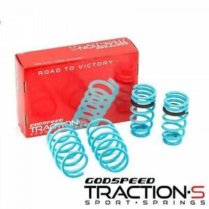 Godspeed Traction S Performance Springs Lowering Kit Honda CRV CR-V 12-16 NEW