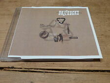 BUZZCOCKS - FLAT PACK PHILOSOPHY!!!!!! RARE PROMO CD !!!!