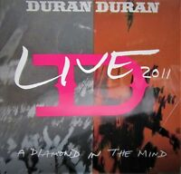 A Diamond in the Mind: Live 2011 by Duran Duran NEW! CD,FREE SHIP ,CONCERT LIVE
