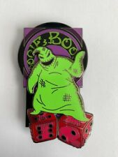 Sinister Series Oogie Nightmare Before Christmas Red Dice Fantasy Pin