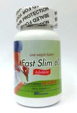 FAST SLIM 60 -Advance- 60 capsules/ Lose weight faster! Natural ingredients DIET