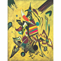 Wassily Kandinsky 1920 Points Extra Large Wall Art Print Premium Canvas Mural