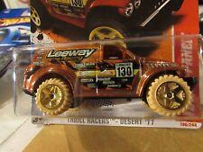 Hot Wheels Power Panel Thrill Racers - Desert