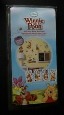 Disney Winnie the Pooh Self-Stick Room Appliques, 76 Stickers, Removable