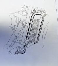 Suzuki VZ 800 Marauder Bügel chrom Original Schutzbügel Kühler Sturzbügel guard