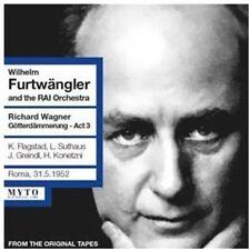 Wilhelm Furtwängler, - Gotterdammerung Act 3 [New CD]