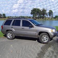 Jeep Grand Cherokee WJ 1999-2004 Workshop Service Repair Manual