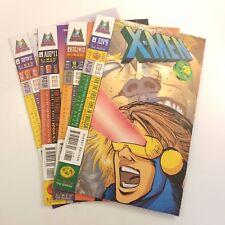 X-Men: The Manga (1998) Set of 4 (#8,10-12) VFNM (Avg) Wolverine, Cyclops, Storm