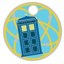Pathtag  39881  -  Tardis  Going  Caching  2016 -geocaching/geocoin/  *Retired*