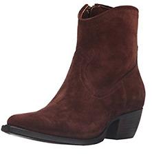 New in Box FRYE Womens Sacha Short Suede Boot Brown 7 M US MSRP MSRP $ 328