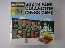 NEW IN SEALED BOX Rare 2004 South Park Collector Chess Game COMEDY CENTRAL