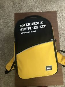 REI CO-OP Emergency Backpack (2person/3days)