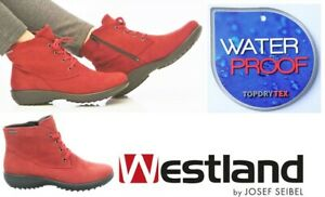 Josef Seibel Westland formerly Romika Waterproof comfort ankle boots Orleans 126